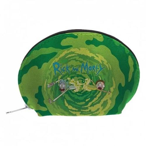 Portamonete Rick & Morty Wallet Logo