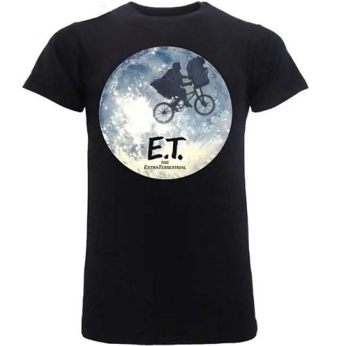 T-Shirt ET Extraterrestre