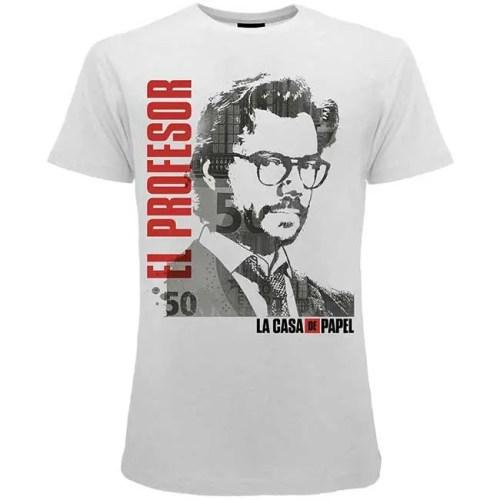 T-Shirt El Professor La Casa de Papel