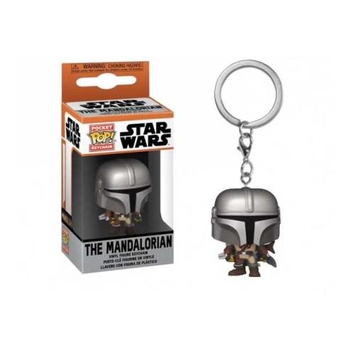 Funko Pocket Pop Keychain The Mandalorian Star Wars