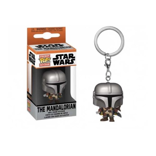 Funko Pocket Pop Keychain The Mandalorian Star Wars