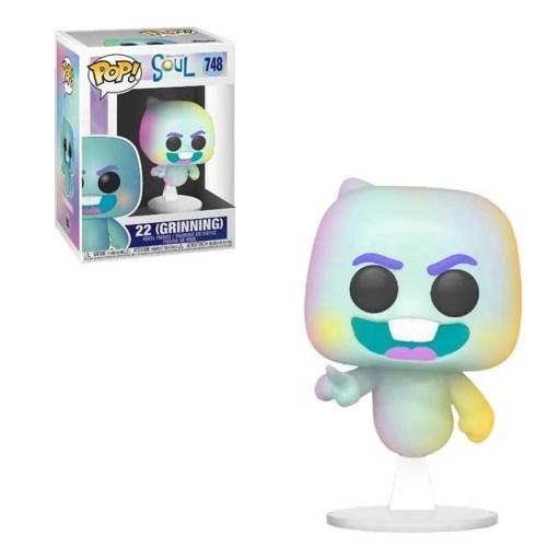 Funko Pop 22 Grinning Soul Disney Pixar 748