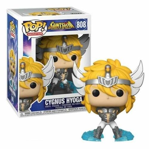 Funko Pop Cygnus Hyoga Saint Seya 808