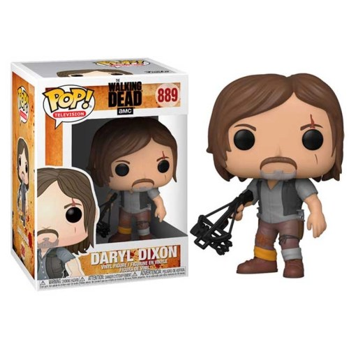 Funko Pop Daryl Dixon The Walking Dead 889