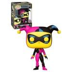 Funko Pop Harley Quinn Batman the animated Series 371 Special Edition Black Light Glow