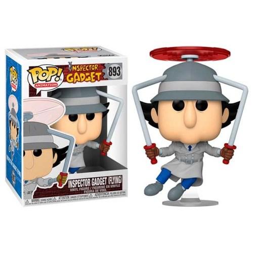 Funko Pop Inspector Gadget 893