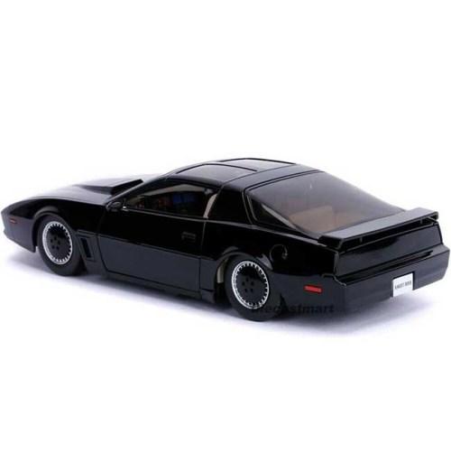 Modellino Knight Rider KITT Super Car Die Cast figure