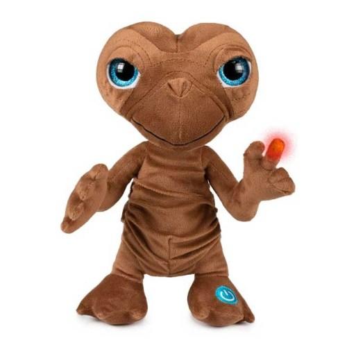 Peluche E.T. Parlante più led dito