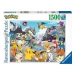 Puzzle Pokemon Ravensburger 1500 pz