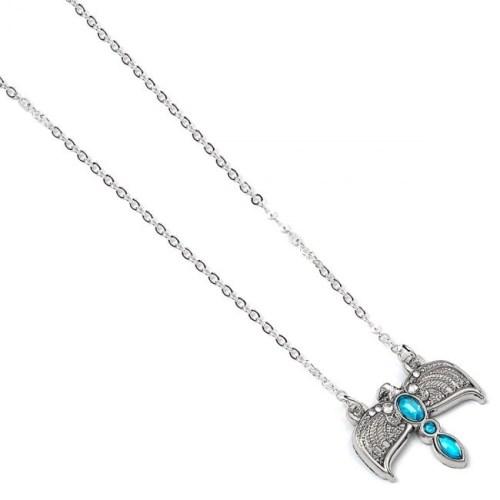 Collana con pendente Diadema Corvonero Harry Potter
