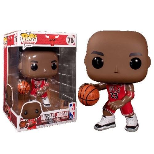 Funko POP Michal Jordan 75 NBA Chicago Bulls Supersize 25cm