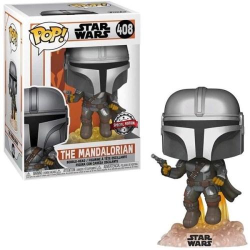 Funko POP The Mandalorian special edition 408 Star Wars
