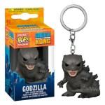 Funko Pocket POP Keychain Godzilla portachiavi Godzilla vs Kong