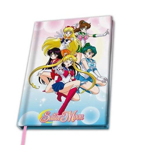 Notebook A5 Sailor Moon