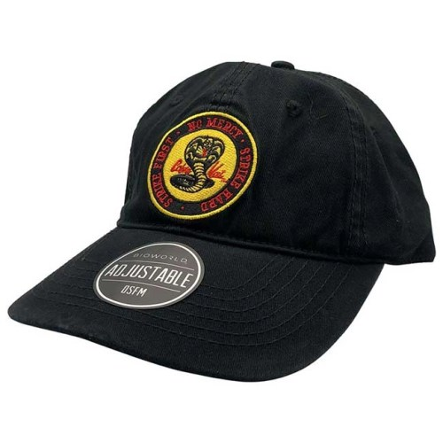 Cappello con Visiera Cobra Kay Logo