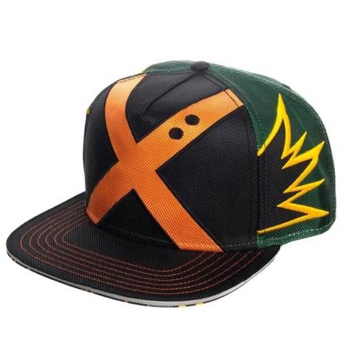 Cappello con Visiera regolabile Bakugo My Hero Academia