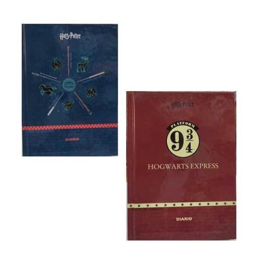 Diario Harry Potter 13x18cm