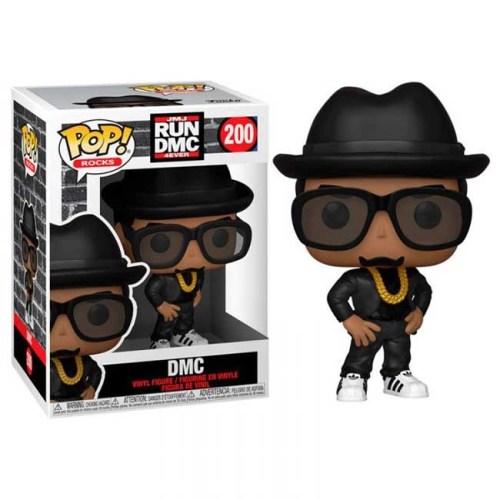 Funko POP Rocks DMC 200 RUN DMC