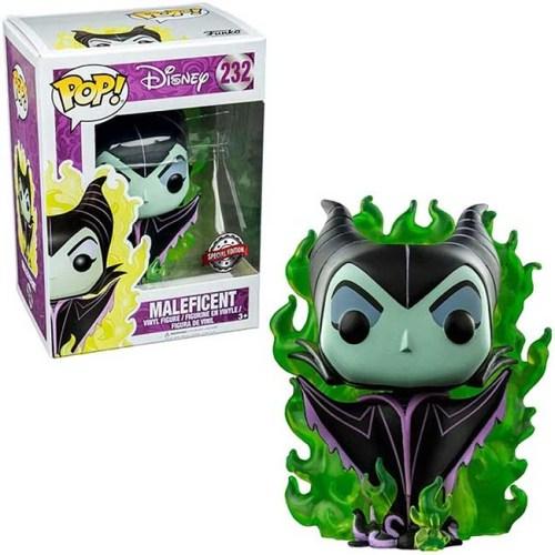 Funko Pop Maleficent Disney 232 Special Edition