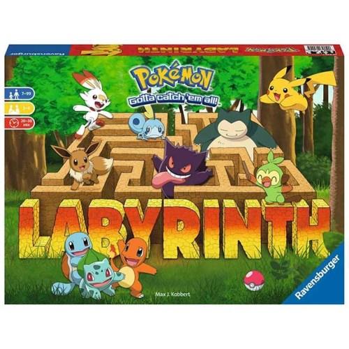 Labyrinth Pokemon Gioco di Società
