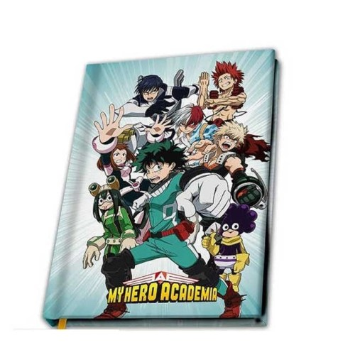 Notebook My Hero Academia