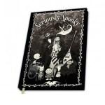 Notebook Seriusly Spooky Nightmare before Christmas