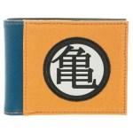 Portafoglio Dragon Ball Z Logo