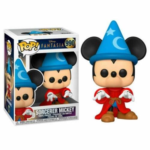 Fantasia 80th Anniversary Funko pop Sorcerer Mickey 990