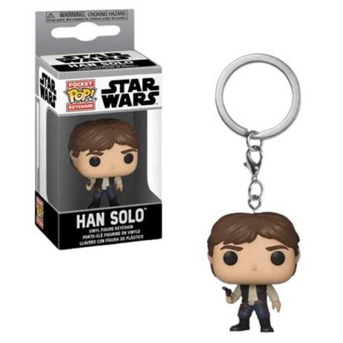 Funko Poket POP Keychain portachiavi Han Solo Star Wars