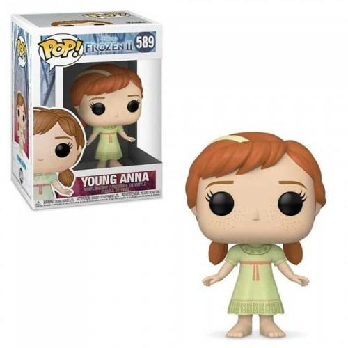 Funko Pop Young Anna Frozen 2 Disney 589