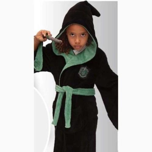 Accappatoio Serpeverde Slytherin Harry Potter da 10 a 12 anni