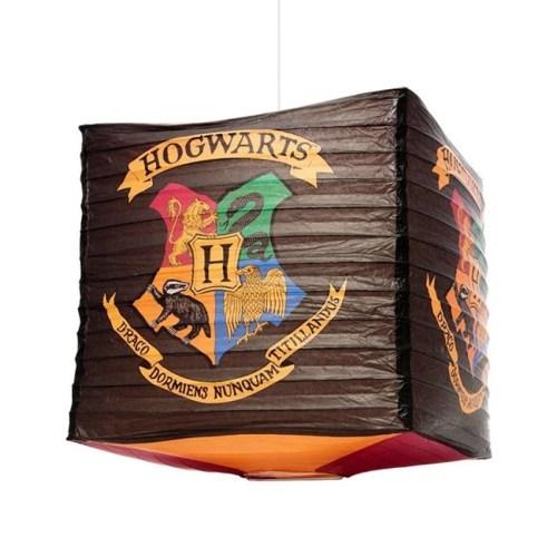 Harry Potter Paper Light Shade Hogwarts 30x30x30cm Paralume in carta