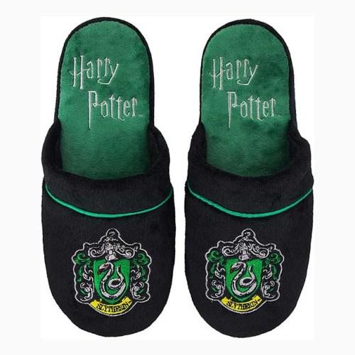 Pantofole Serpeverde Harry Potter