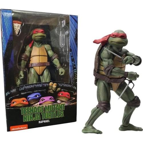 Action Figure Raffaello Teenage Mutant Ninja Turtles Neca
