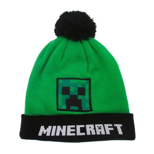 Berretto Minecraft Creeper