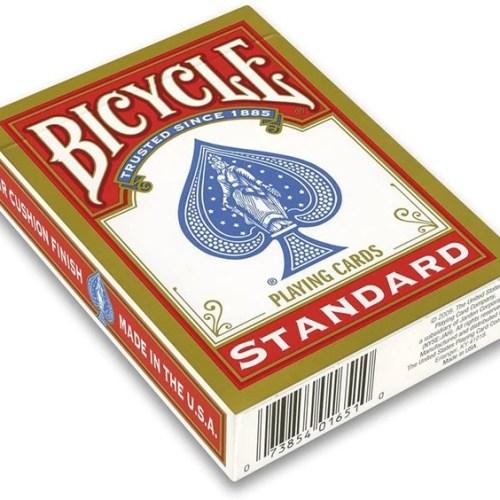 Carte da gioco Bicycle Standard