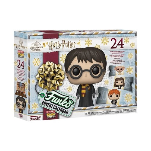 Funko Pop Calendario Avvento 2021 Harry Potter
