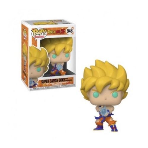 Funko Pop Super Sayan Goku 948 Dragon Ball Z