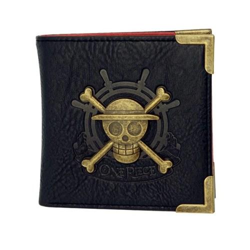 Portafoglio Teschio One Piece Premium
