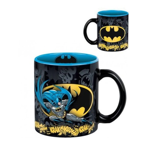 Tazza Dc comics Batman action