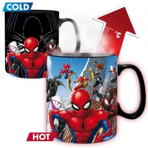 Tazza Magica Spider Man Multiverse Marvel