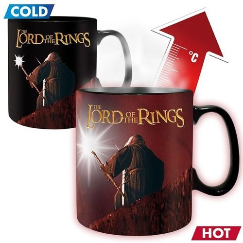 Tazza magica The Lord of the Rings you shall not pass