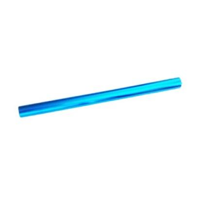 Rollo Foil Lámina Reactiva Azul Zaffiro
