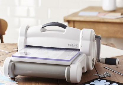 Big Shot Plus, Sizzix (A Pedido)