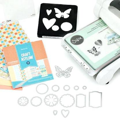 Kit Starter Big Shot, Sizzix