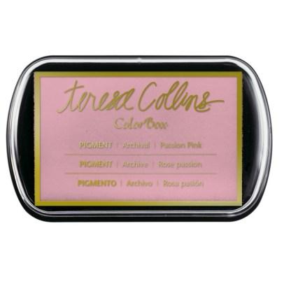 Ink Pad Teresa Collins Pasion Pink