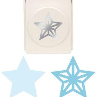 Martha Stewart Craft Star Layering Punch