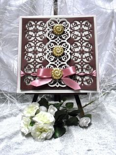 Spellbinders Shapeabilities Victorian Collection, Victoria Border Strip