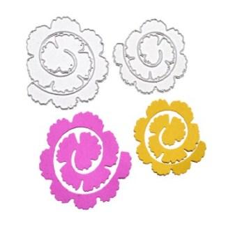 Troquel Flores Envolventes
