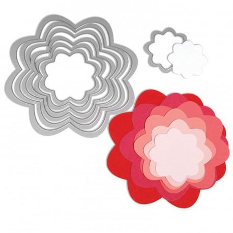 Framelits Flores Sizzix